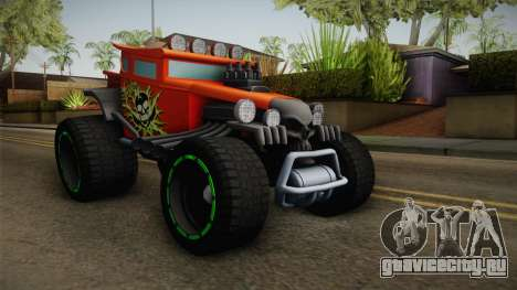 Hot Wheels Baja Bone Shaker для GTA San Andreas
