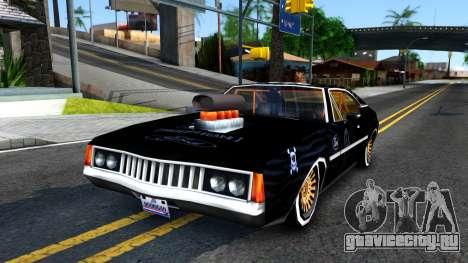 Ken Block Clover для GTA San Andreas