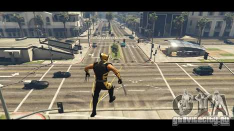 Wolverine V 1.0 BETA для GTA 5