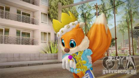 Conker the King для GTA San Andreas