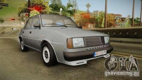 Škoda 120 Stock для GTA San Andreas