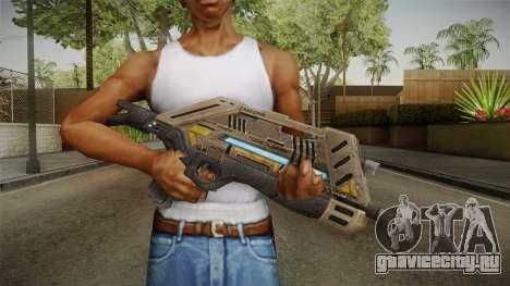 M-15 Vindicator для GTA San Andreas третий скриншот