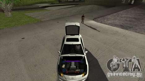 Toyota Celica Tunable для GTA San Andreas вид сбоку