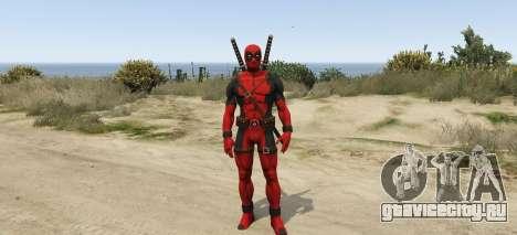 Deadpool 2.0 для GTA 5