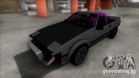1984 Toyota Celica Supra Cabrio Drift Monster для GTA San Andreas