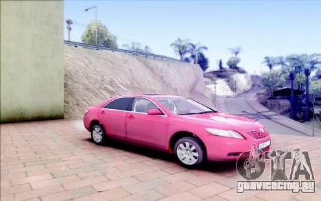 Toyota Camry v40 для GTA San Andreas