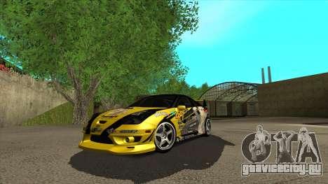 Toyota Celica Tunable для GTA San Andreas