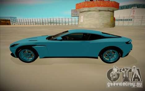 Aston Martin DB11 для GTA San Andreas