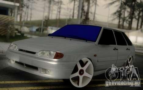 ВАЗ 2114 Авто Звук для GTA San Andreas