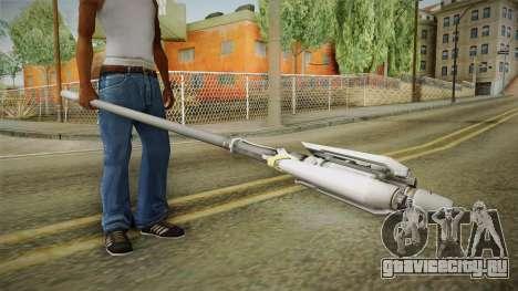 Overwatch 9 - Mercys Wand для GTA San Andreas
