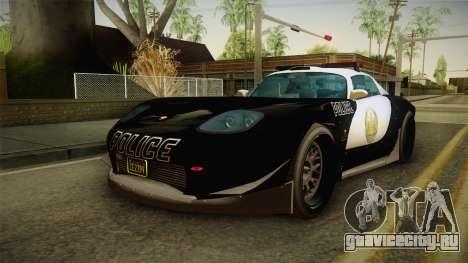 GTA 5 Bravado Banshee Supercop для GTA San Andreas