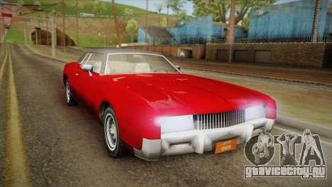 Driver: PL - Fairview для GTA San Andreas