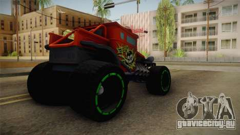 Hot Wheels Baja Bone Shaker для GTA San Andreas вид справа