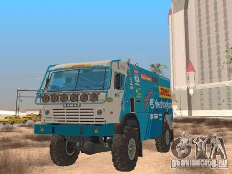 КамАз Мастер 4911 для GTA San Andreas