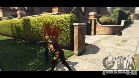 Wolverine V 1.0 BETA для GTA 5 второй скриншот