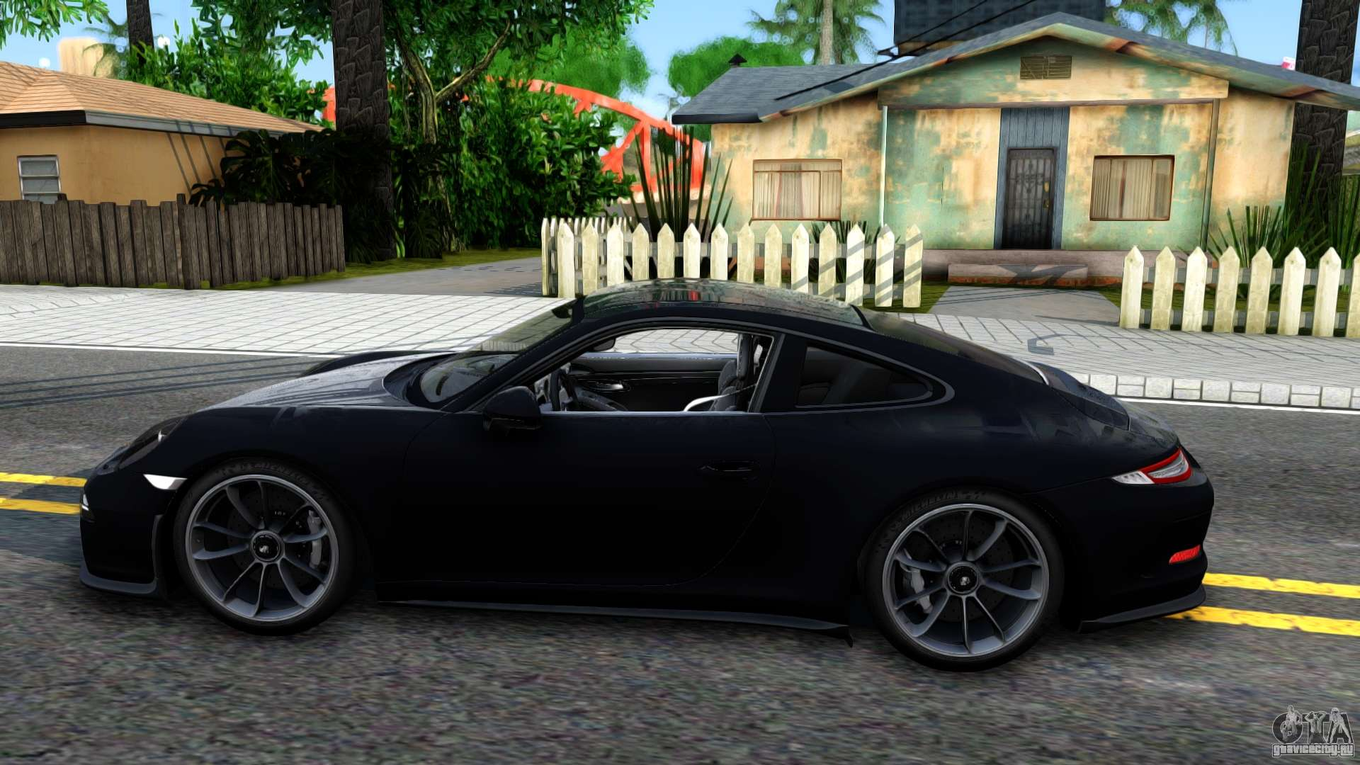 porsche 911 r 2016 gta san andreas. Black Bedroom Furniture Sets. Home Design Ideas