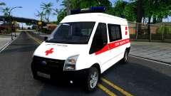 "Ford Transit ""Скорая Помощь"" для GTA San Andreas"