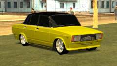 VAZ 2105 Golden Brodyaga Tuned для GTA San Andreas
