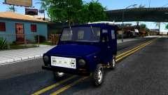 ЛуАЗ 969М Люкс