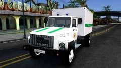 ГАЗ-3309 ФСИН России для GTA San Andreas
