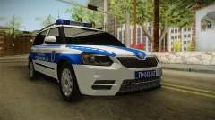 Škoda Yeti Serbian Border Police