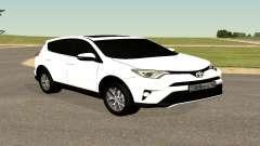 Toyota RAV4 2016 для GTA San Andreas