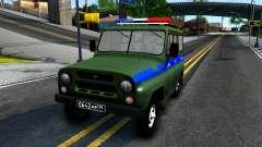 УАЗ-31512 Военная Авто Инспекция