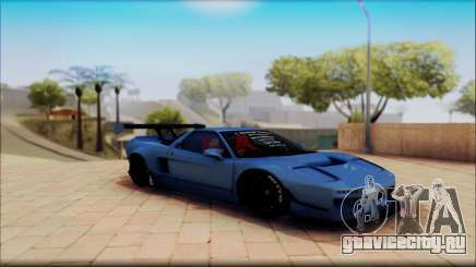 Honda NSXR Rocket Bunny для GTA San Andreas