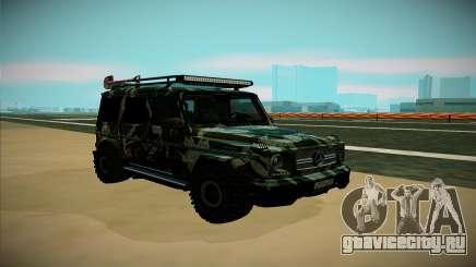 Mercedes-Benz G для GTA San Andreas