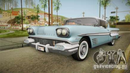 Pontiac Bonneville Hardtop 1958 IVF для GTA San Andreas