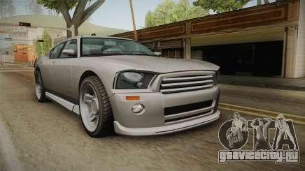 EFLC TBoGT Bravado Buffalo Supercharged для GTA San Andreas
