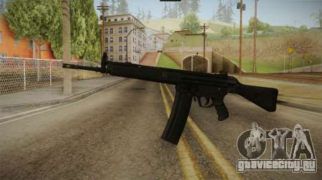 HK-33 Assault Rifle для GTA San Andreas