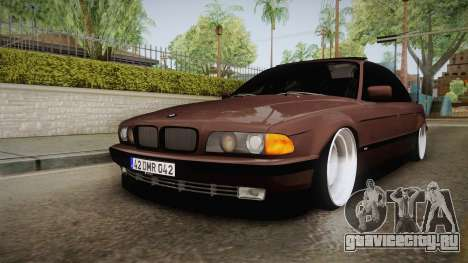 BMW 730i E38 Danker для GTA San Andreas
