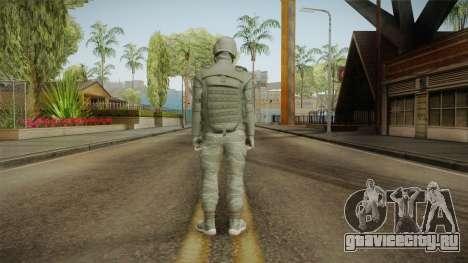 GTA Online: Army Skin для GTA San Andreas третий скриншот