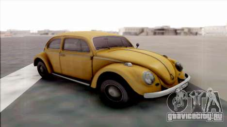 Volkswagen Juke для GTA San Andreas
