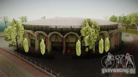 Stadium LS 4K для GTA San Andreas