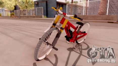 NOX Cycles Mountainbike для GTA San Andreas