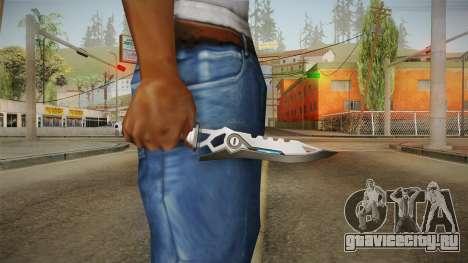 Closers Online - Seulbi Official Agent Weapon для GTA San Andreas третий скриншот