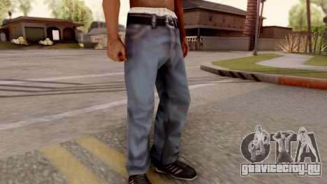 Beta Jeans Blurry для GTA San Andreas второй скриншот