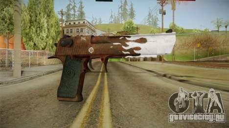 CS:GO - Desert Eagle Corroden для GTA San Andreas