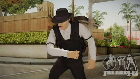 GTA Online: Public Enemies Skin для GTA San Andreas