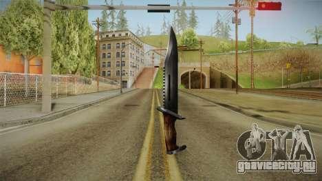 DevKnife v1.19 для GTA San Andreas третий скриншот