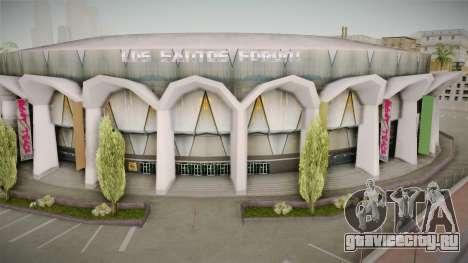 Stadium LS 4K для GTA San Andreas третий скриншот