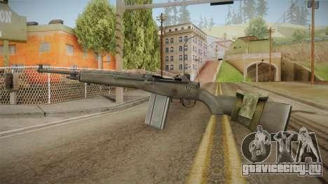 M14 Line of Sight для GTA San Andreas второй скриншот