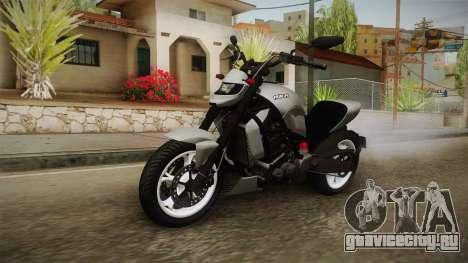 GTA 5 Principe Diabolus v1 для GTA San Andreas