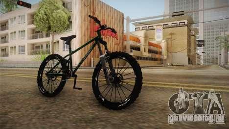 GTA 5 Scorcher для GTA San Andreas вид справа