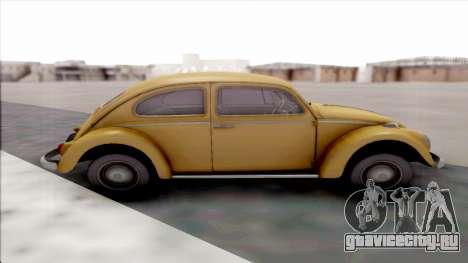 Volkswagen Juke для GTA San Andreas вид слева