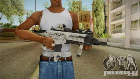 CoD: Ghosts - ARX-160 Holographic для GTA San Andreas третий скриншот