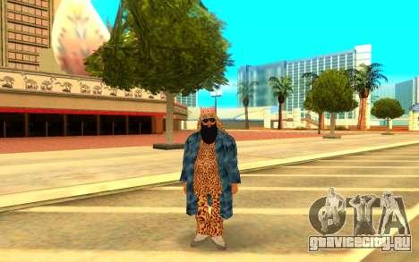 Big Russian Boss для GTA San Andreas