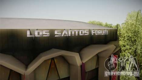 Stadium LS 4K для GTA San Andreas четвёртый скриншот